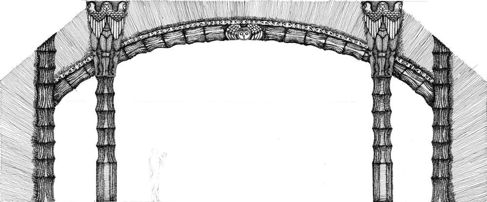 gormenghast--arches
