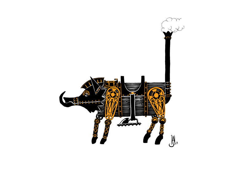 steam-boar-silhouette-small