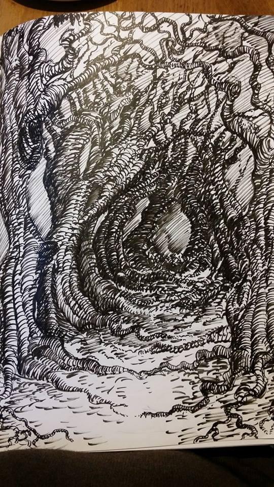 Mirkwood Sketch