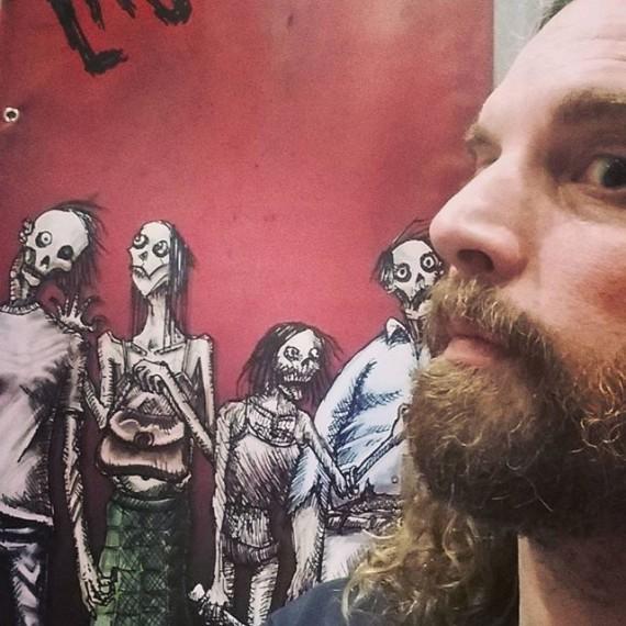 Eek Zombies at #mcmcomicon ! #zombies #zombieapocalypse #zombiesurvival #cardgame #deckbuilding