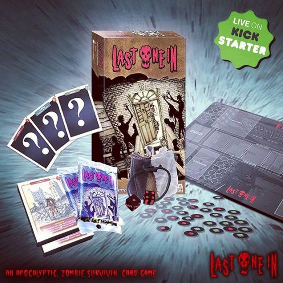Just 70 hours to go! Back us on kickstarter now! :) #zombies #cardgames #deckbuilding #boardgames https://preview.tinyurl.com/y8ac7fkv