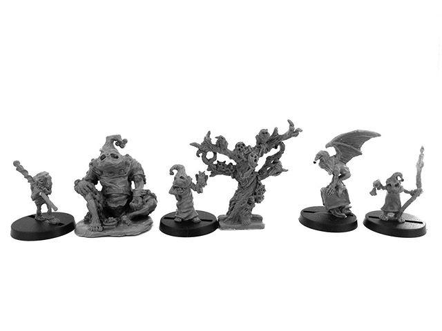 Last 30 hours of my Sorcerers' Minions #kickstarter. http://kck.st/332Dxrj #28mm #sculptingminiatures #oldhammer #warhammer #dungeonsanddragons #tabletopminiatures #tabletopgames